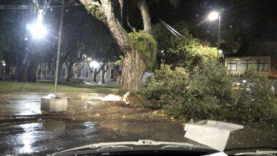 Photo of Fuerte temporal de viento y lluvia para la noche de este martes 30